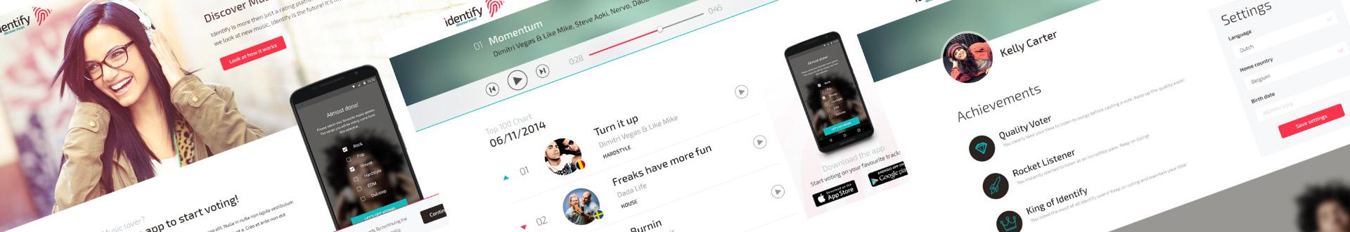 Muziek-platform op Amazon AWS